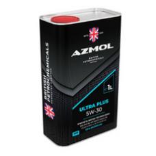 Моторное масло AZMOL Ultra Plus 5W-30 504.00/507.00 1 л