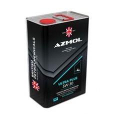 Моторное масло AZMOL Ultra Plus 5W-30 504.00/507.00 4 л