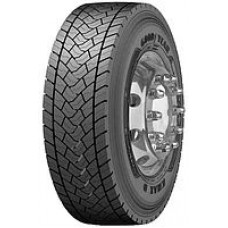 Шина 315/60R22,5 152/148L FUELMAX D (Goodyear) DOT2018