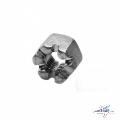 Гайка М24х1,5 коронч. пальца рулевой тяги (14M7181) КамАЗ