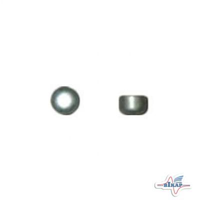 Заглушка к/вала шатунной шейки, пальца ГРМ (малая) (Д=11,0) Д-240, Д-245, Д-260 (пр-во ММЗ)