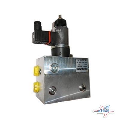 Блок гидравлический привода мотовила Дон-1500Б  Акрос  Вектор