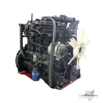 Двигатель ГАЗ-3308, 3309 (122,4 л.с.) (90 кВт) 12В (без компрессора и картера маховика) (пр-во ММЗ)