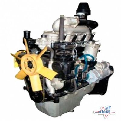Двигатель насос. станция (81 л.с.) (60 кВт) (без стартера) (пр-во ММЗ)