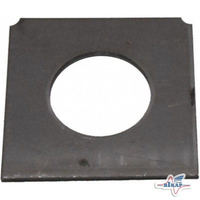 Пластина 105х4,5 (оригинал BPW)