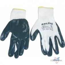 Перчатки х/б прорезиненные (нефтяник)