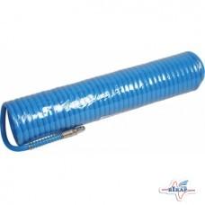 Шланг спиральный для пневмоинструмента (5мм )(20 м) (Miol)