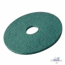 Круг абразивный шлифовальный (300х40х76) (зеленый)