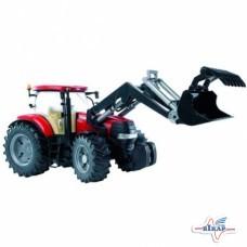 Модель трактора CASE CVX230 с погрузчиком М1:16, (Bruder)