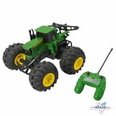 Модель трактора JD на дистанционном управлении M1:16 (не выпускается), JD