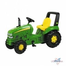 Модель трактора 7930 пластмас, на педалях, JD