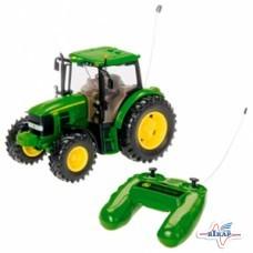 Модель трактора John Deere 6430 с пультом управления M1:16, JD