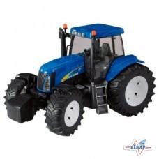 Модель трактора New Holland T8040 М1:16, (Bruder)