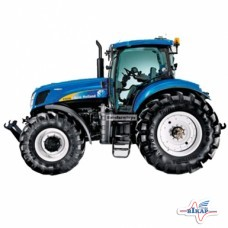 Модель трактора NEW HOLLAND 7070 1:87 (SIKU)