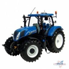 Модель трактора NEW HOLLAND T7.210 М1:32 (UNIVERSAL HOBBIES)