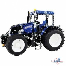 Модель трактора (конструктор) NEW HOLLAND T8390 М1:16 (TRONICO)