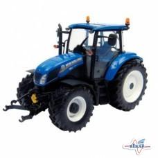 Модель трактора NEW HOLLAND T5.115 М1:32 (UNIVERSAL HOBBIES)