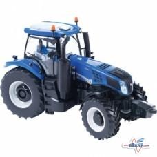 Модель трактора New Holland T8, M1:32 (Britains)