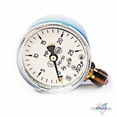 Манометр кислородный низкого давления (2,5 атм)