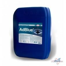Жидкость (Мочевина для автомобилей Euro4 и Euro5) AdBlue 20л.