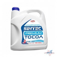 Жидкость охлаждающая (тосол)(кан. 5 кг) (-40С, этиленгликоль)