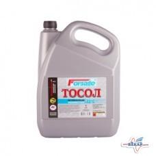 Жидкость охлаждающая (тосол) (кан. 4,3 кг.) (-40С, этиленгликоль+глицерин)