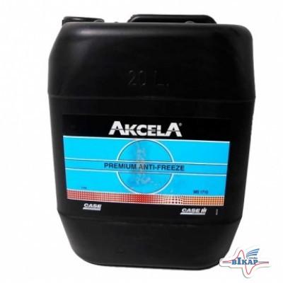 Жидкость охлаждающая (антифриз) концентрат (20л) (AKCELA) Case