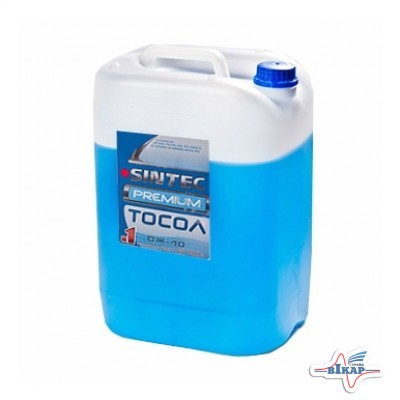 Жидкость охлаждающая (тосол)(кан.20 кг.) (-40С, этиленгликоль)