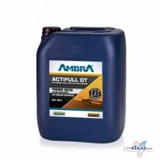 Жидкость охлаждающая (антифриз) (20л)  разведен. 50/50 желтый (AMBRA)