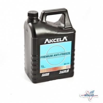 Жидкость охлаждающая (антифриз) концентрат (5 л) (AKCELA) Case
