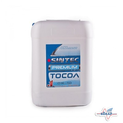 Жидкость охлаждающая (тосол)(кан.10 кг.) (-40С, этиленгликоль)