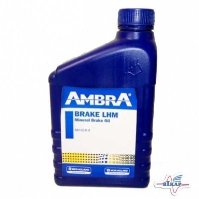 Жидкость тормозная (1л.) (AMBRA) NH