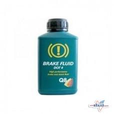 Жидкость тормозная ( 0,25 л.) (Q8 Brake Fluid)