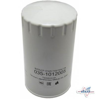 Фильтр масляный (закручивающийся) (P554407) Д-260, Полесье-812 (Ливны)