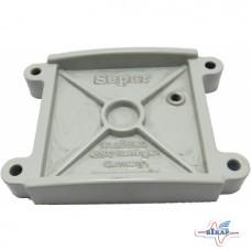 Крышка фильтра топливного Separ-SWK-2000/5 RAL 7035 светло-серая