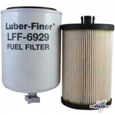 К-т фильтров топливных (гр./т.) (RE525523/33975/BF7929) (Luber Finer) JD8230/8430/8530, JD9760/9780