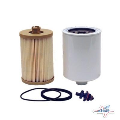 К-т фильтров топливных (гр./т.) (RE525523/BF7929/P551124) (WIX) JD8230/8430/8530, JD9760/9780