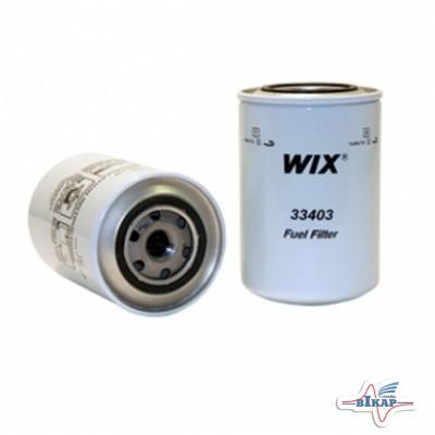 Фильтр т/очистки топлива (01822588/1822588С1), МТЗ-3022 (дв.Detroit) (WIX)