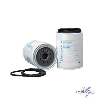 Фильтр гр/очистки топлива (под колбу) (AT81478/DQ24057), JD9500/2266/8400 (Donaldson)