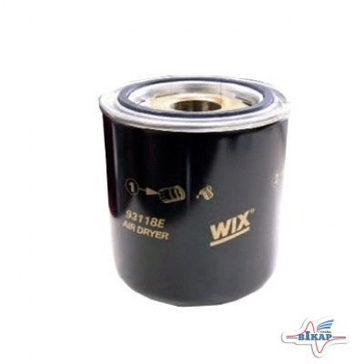 Элемент осушителя воздуха (адсорбер) (432 410 020 2/261035), КамАЗ, МАЗ, МТЗ (WIX)