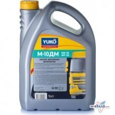 Масло мотор. (турбодизель)( 5л ) минерал. (YUKOIL)