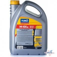 Масло мотор. (дизель)( 5л ) минерал. (YUKOIL)