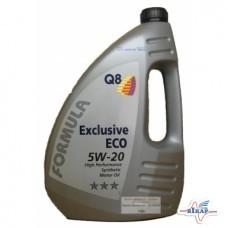 Масло моторное ( 1л ) синт. (Q8 Form.Exclusive Eco)