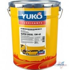 Масло мотор. (супердизель)( 20л ) минерал. (YUKOIL)