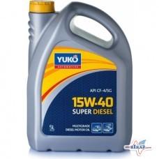 Масло мотор. (супердизель)( 5л ) минерал. (YUKOIL)