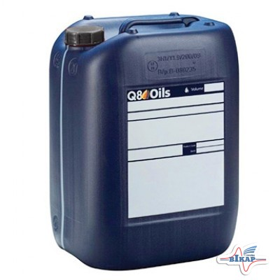 Масло моторное ( 20л ) минерал. (Q8 T 520) (API: CG-4/SJ/CF) (ACEA:A2/B2/E2)