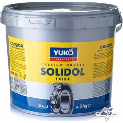 Смазка Солидол Ж (4,5 кг) (YUKOIL)