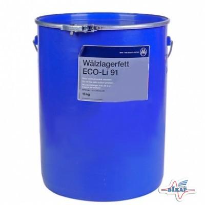 Смазка Eco-Li 15 кг (оригинал BPW)