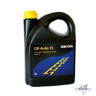 Масло транс. ( ATF) (5л) (Q8 Auto15) (Dexron III)
