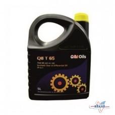 Масло транс. синт. (кпп, мост) (5л) (Q8 T 65) (API: GL-4,5)
